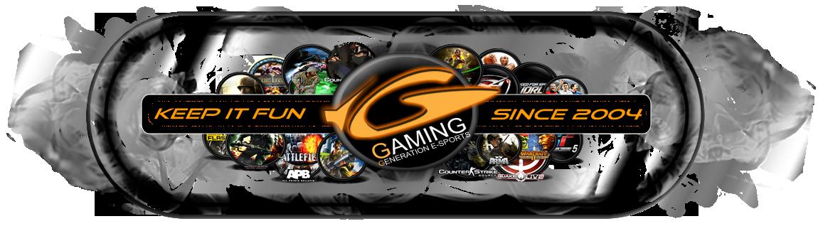 Gaming Generation eSports