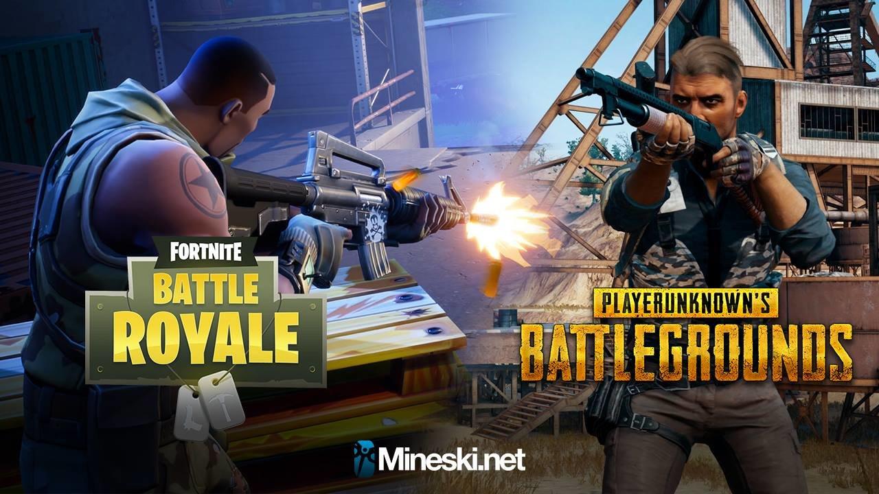 A história da Battle Royale: Do mod ao fenómeno mundial
