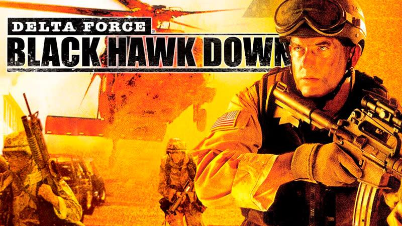 Delta Force: Black Hawk Down e Team Sabre