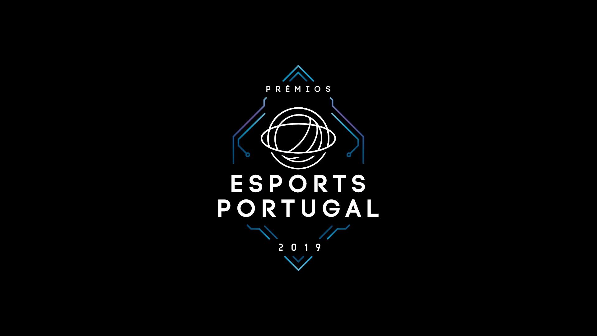 Vencedores 1ª Gala Prémios Esports Portugal 2019