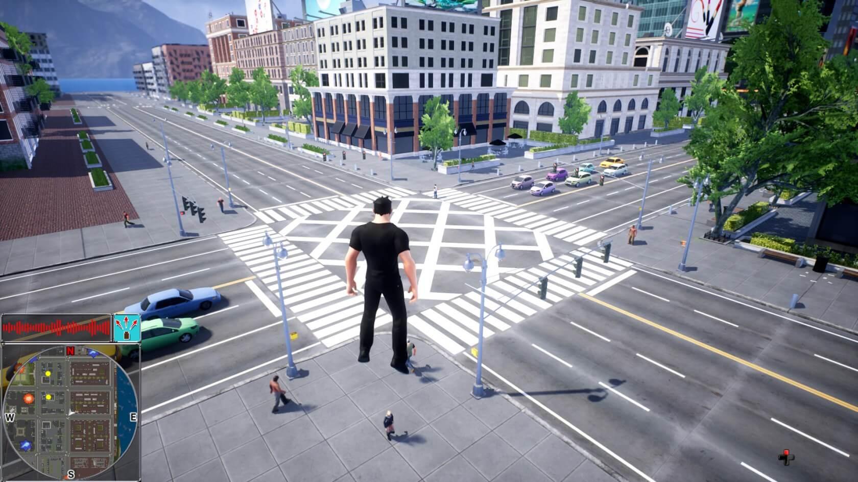 Undefeated, se quiseres ser o Super Homem este jogo é para ti.